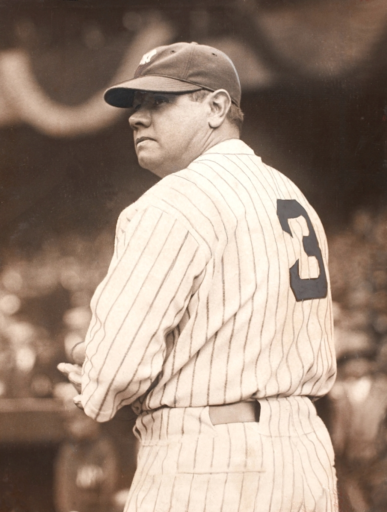 How many strikeouts did babe ruth have-9194